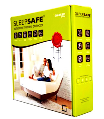 Sleep Safe Mattress Protector Has Been Created Using A Special